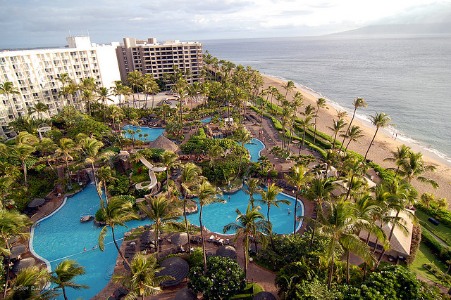Top Hawaii Luxury Resorts Westin Kaannapali A Timeshare