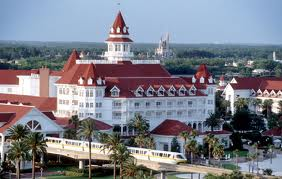 This is a new picture of the Disney's Grand Floridian Resort and Spa